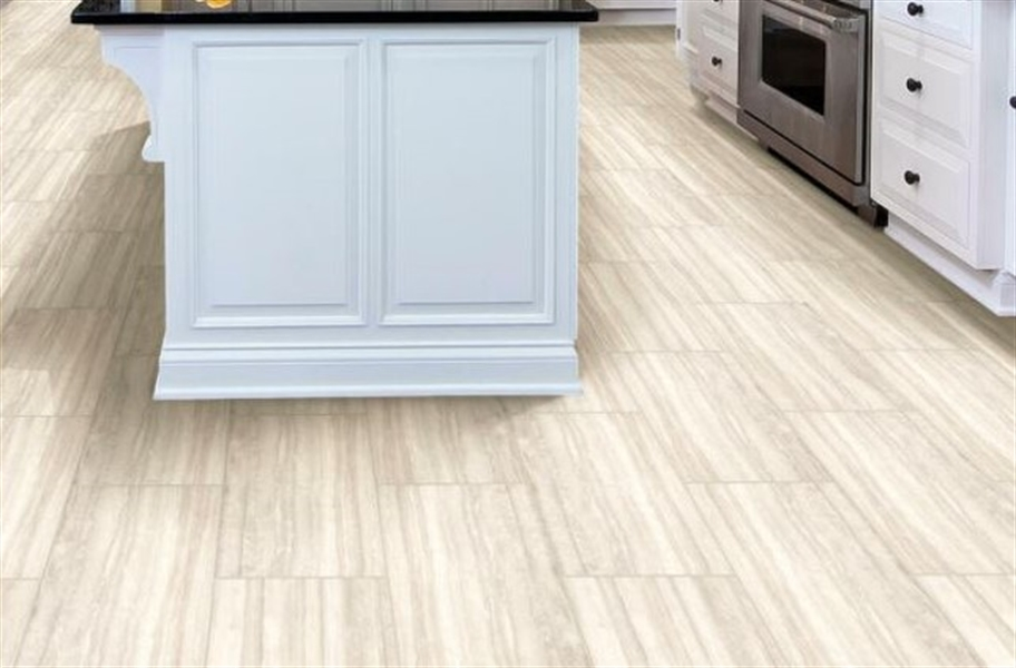 "Pietra 12"" Rigid Core Vinyl Planks - Agate Ash"