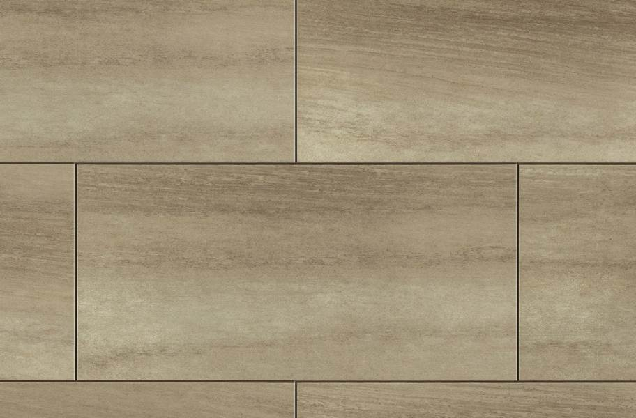 "Pietra 12"" Rigid Core Vinyl Planks - Alabaster"