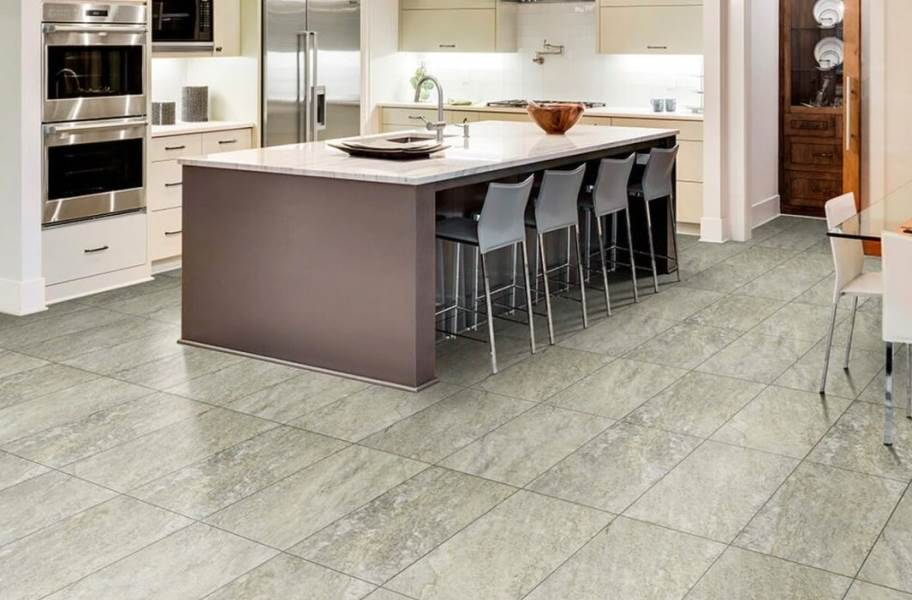"Pietra 12"" Rigid Core Vinyl Planks - Jasper"