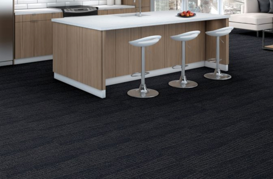 Shaw Take A Turn Walk-Off Carpet Tile - Stroll