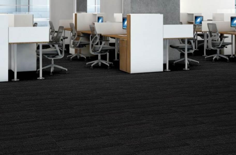 Shaw Take A Turn Walk-Off Carpet Tile - Strut