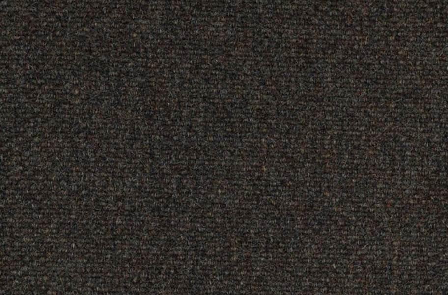Shaw Succession II Walk-Off Carpet Tile - Wood Smoke