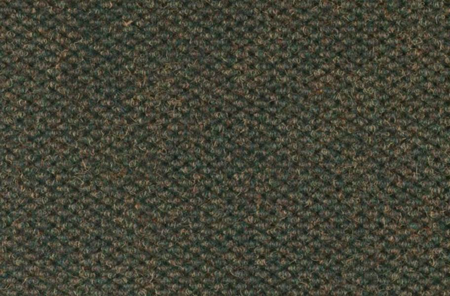 Shaw Succession II Walk-Off Carpet Tile - Crushed Olive