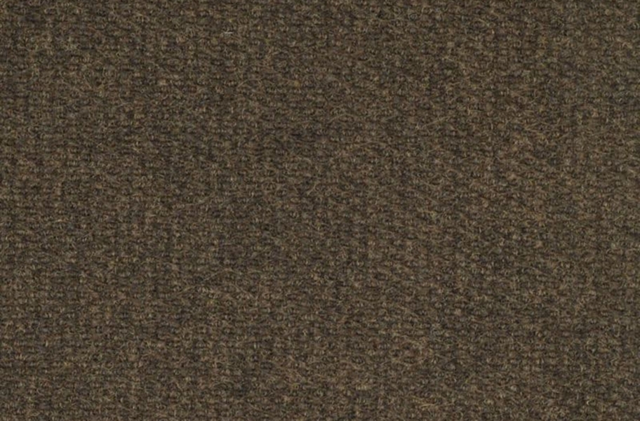Shaw Succession II Walk-Off Carpet Tile - French Roast