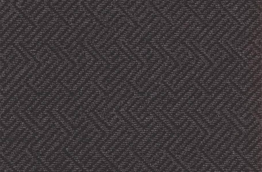 Shaw Tread On Me Walk-Off Carpet Tile - Graphite