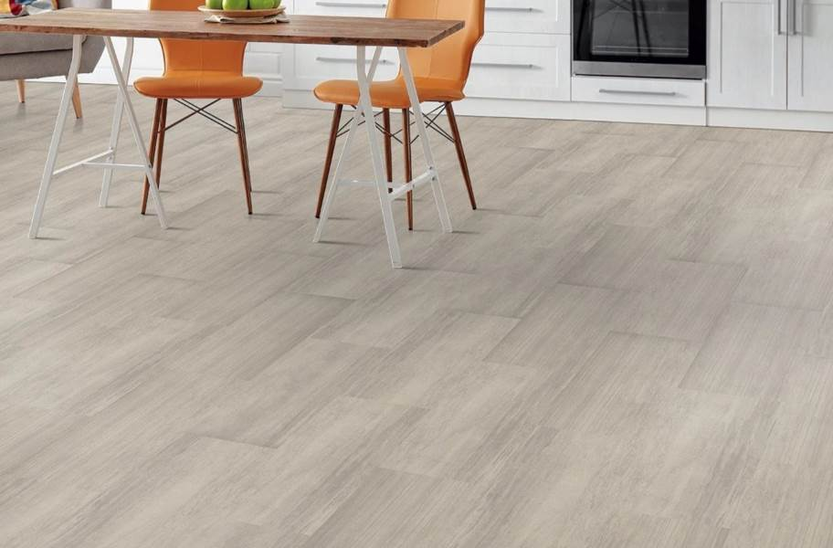 "Cornerstone 12"" Luxury Vinyl Planks - Tranquil Taupe"