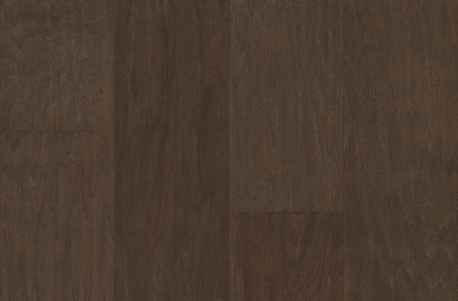 Shaw Riverstone Hickory Engineered Wood - Espresso