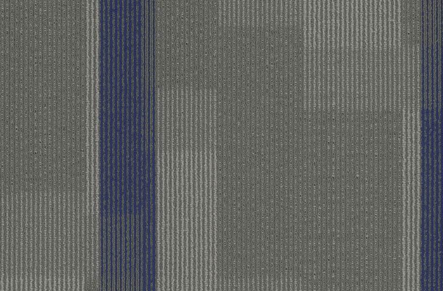 Pentz Amplify Carpet Tiles - Indigo