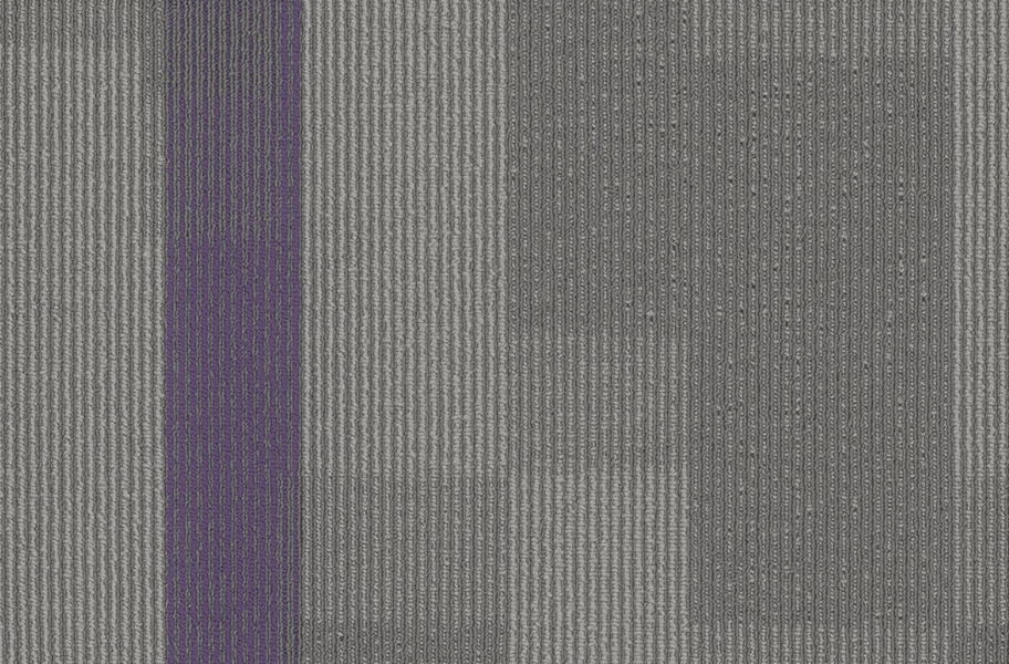 Pentz Amplify Carpet Tiles - Royal Purple