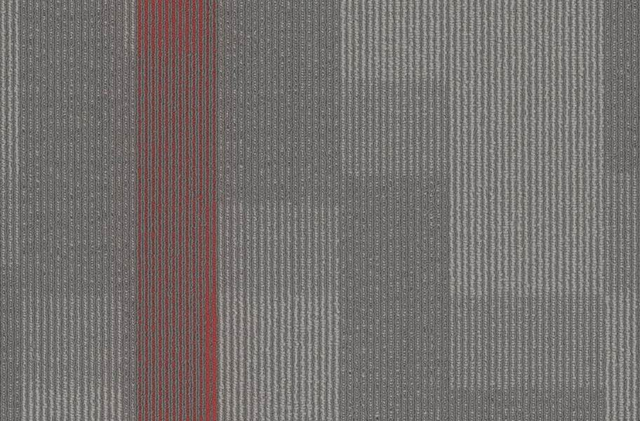 Pentz Amplify Carpet Tiles - Chili Red