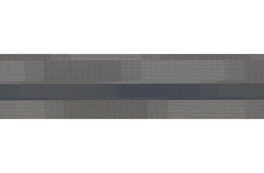 Pentz Amplify Carpet Planks - Matte Lake