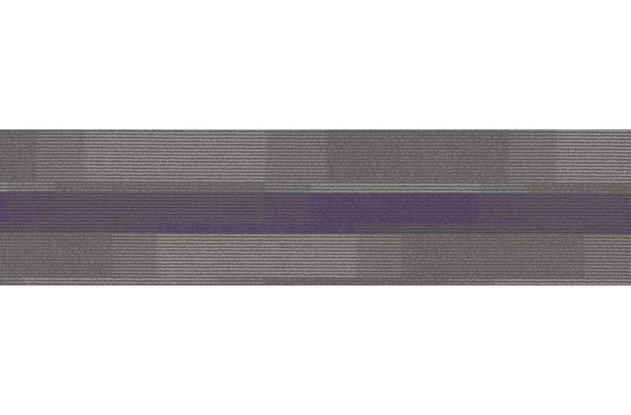 Pentz Amplify Carpet Planks - Royal Purple