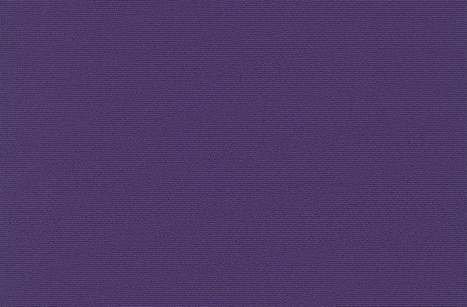 Pentz Colorburst Carpet Tile - Royal Purple