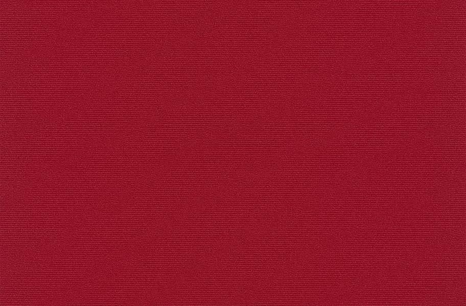 Pentz Colorburst Carpet Tile - Chili Red