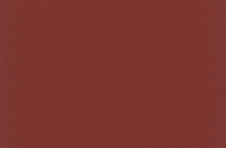 Pentz Colorburst Carpet Tile - Crimson