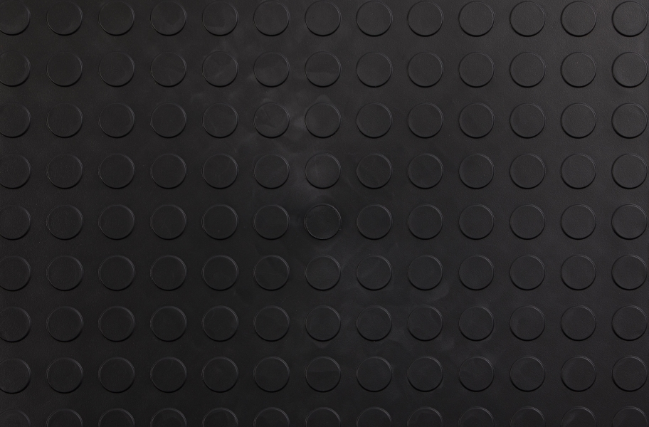 4.7mm Coin Flex Tiles - Black