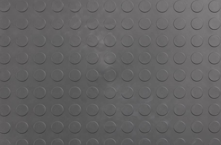 4.7mm Coin Flex Tiles - Dark Gray