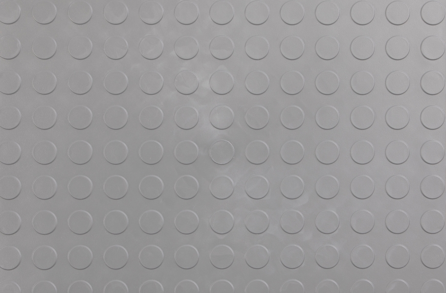 4.7mm Coin Flex Tiles - Light Gray
