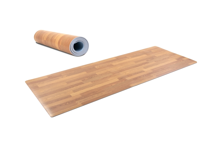Eco-Wood Dance Rolls
