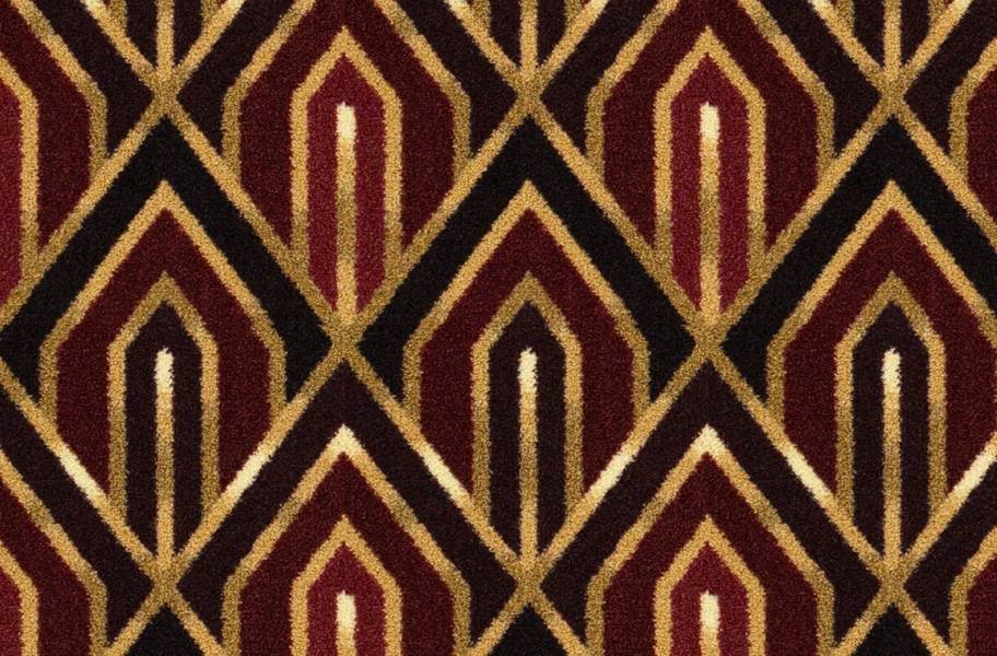 Joy Carpets Pinnacle Carpet - Ruby