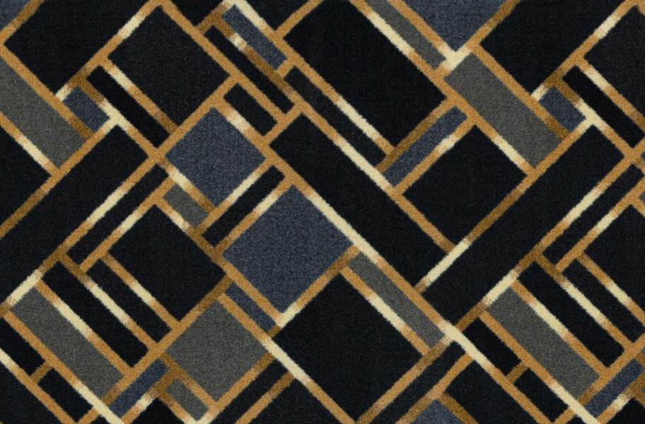 Joy Carpets Gatsby Carpet - Smoke