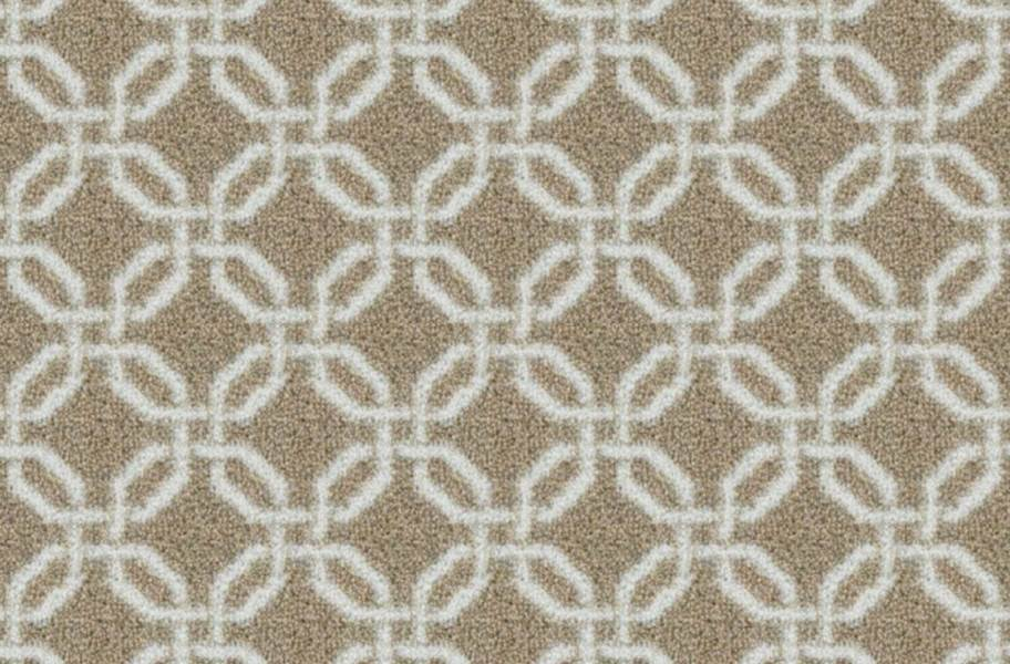 Joy Carpets Intersect Carpet - Sand