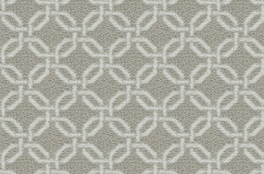 Joy Carpets Intersect Carpet - Dove