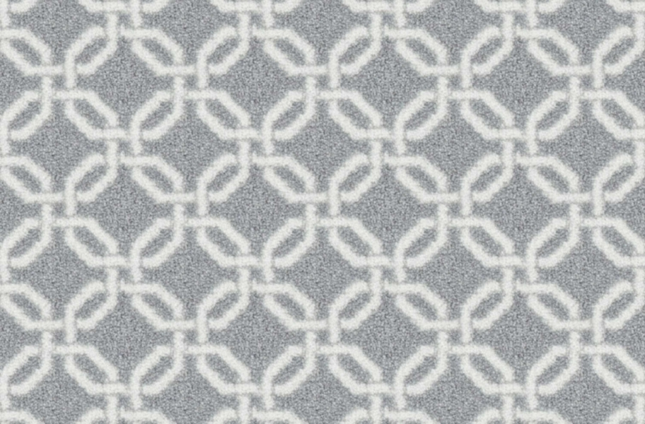Joy Carpets Intersect Carpet - Mist