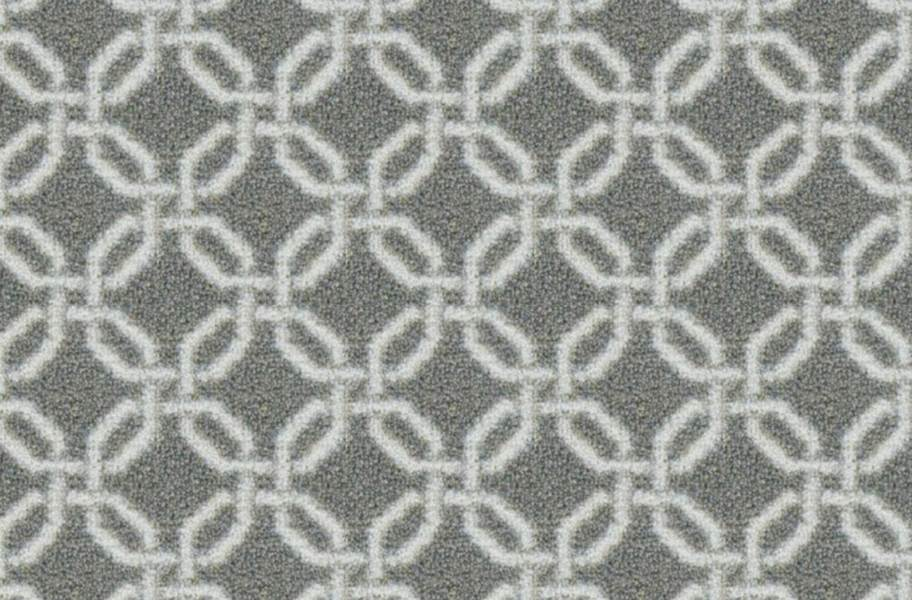 Joy Carpets Intersect Carpet - Pebbles