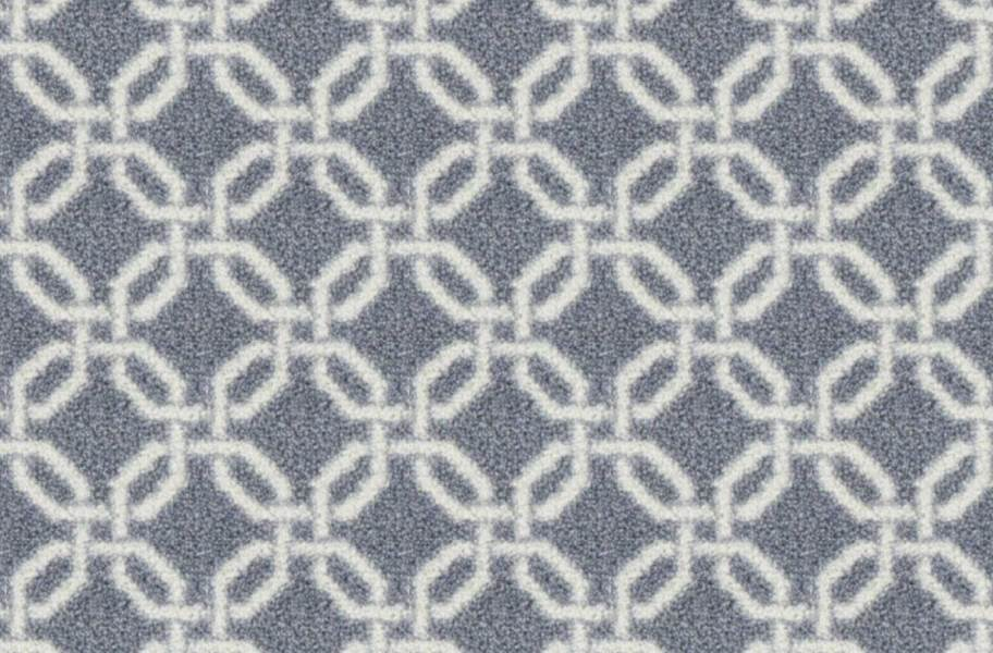 Joy Carpets Intersect Carpet - Cloudy