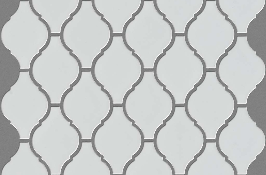 Shaw Elegance Mosaics - Lantern White