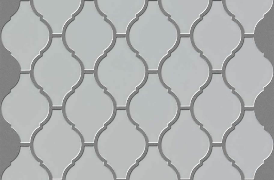 Shaw Elegance Mosaics - Lantern Warm Gray