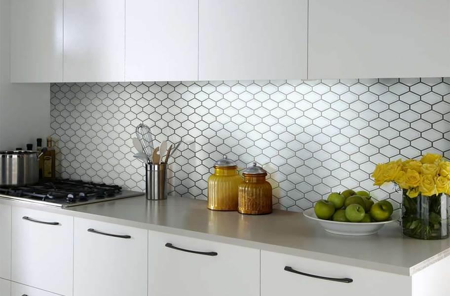 Shaw Elegance Mosaics - Diamond White