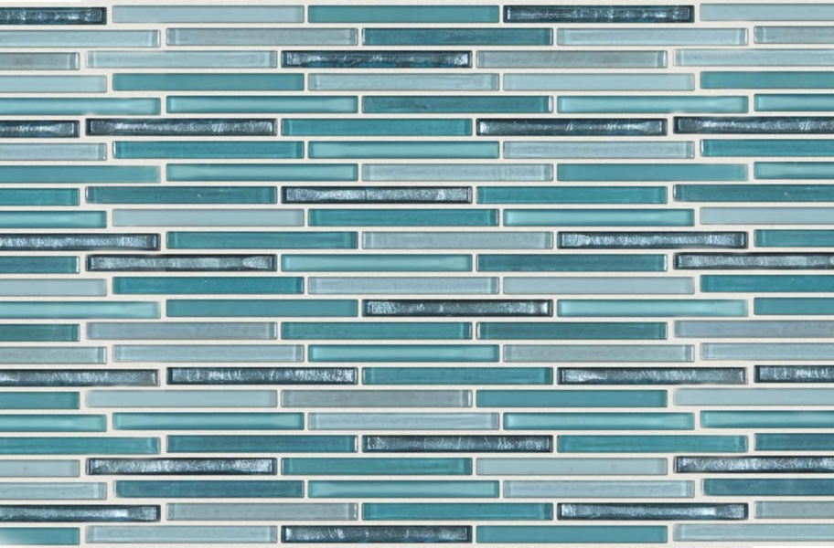 Shaw Molten Glass Mosaic - Linear Hydra