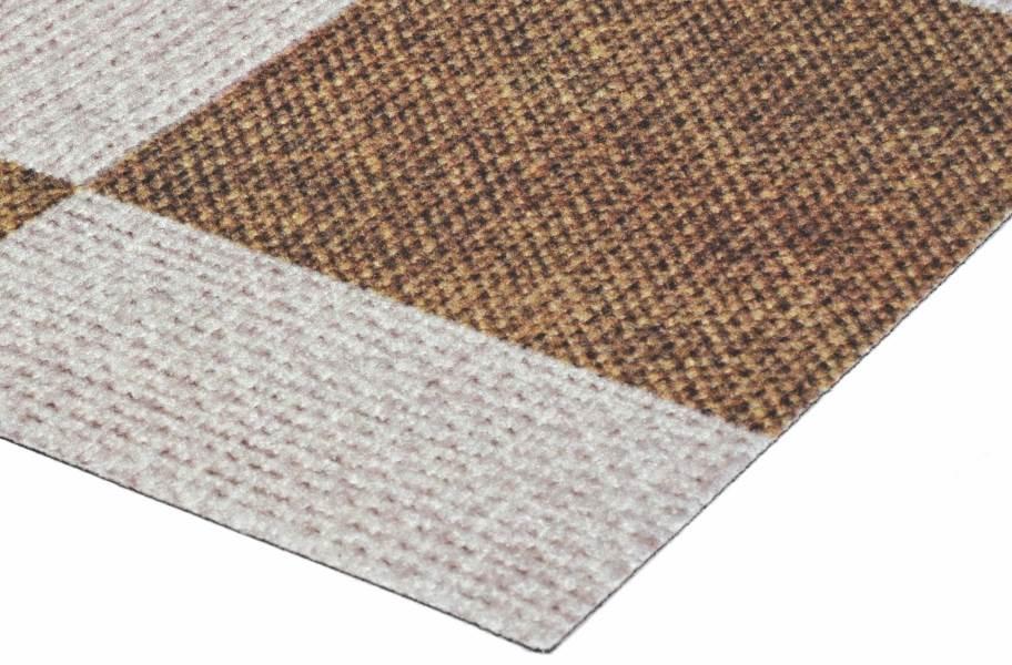 Checkered Indoor Outdoor Area Rug