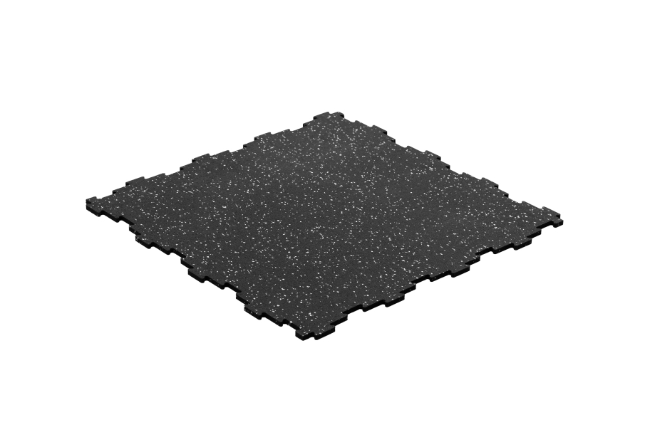 "3/8"" Versa-Lock Rubber Tiles"