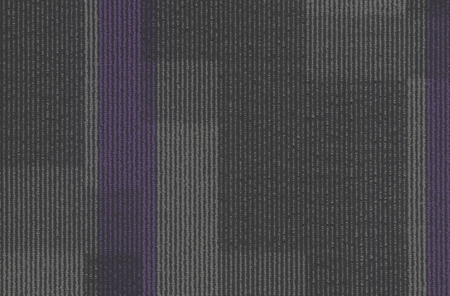 Pentz Magnify Carpet Tiles - Royal Purple