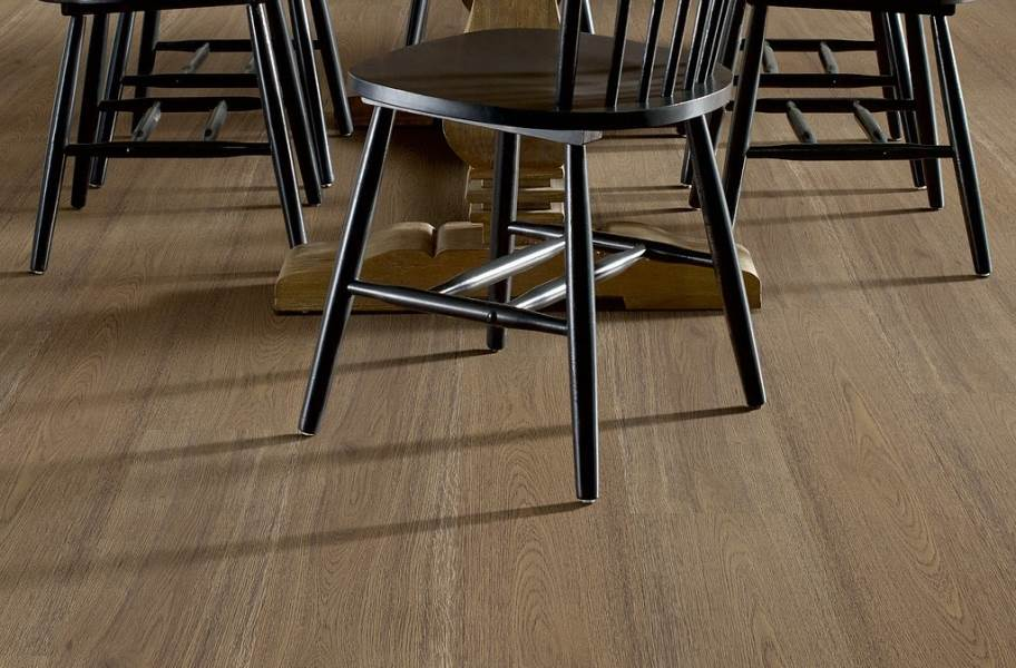 "Shaw Prodigy HDR Plus 7"" Waterproof Vinyl Planks - Glogg"