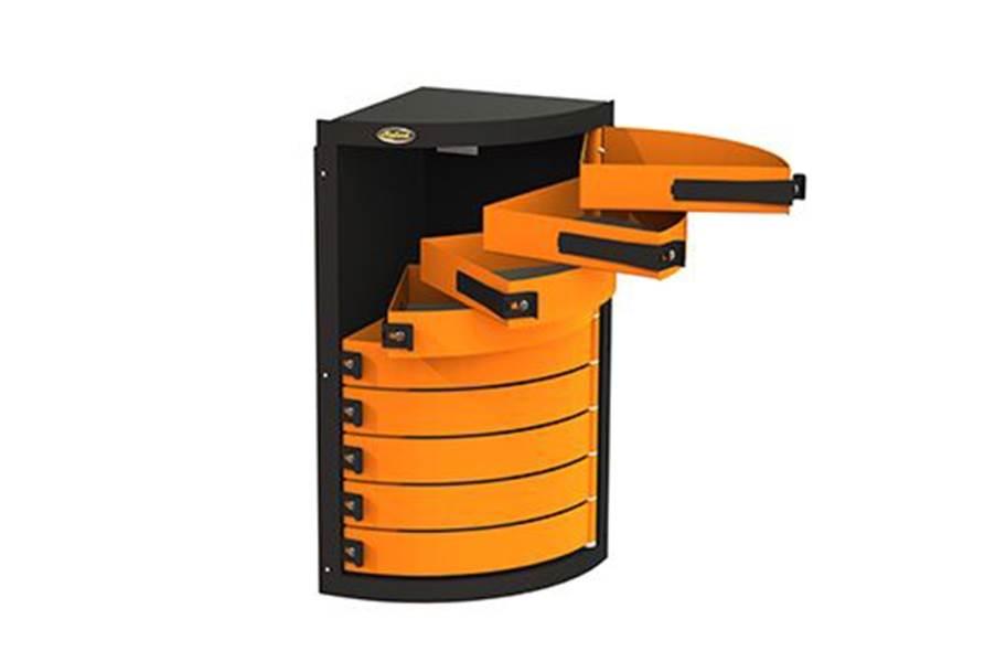 Swivel Storage Pro 51 Corner Tool Storage