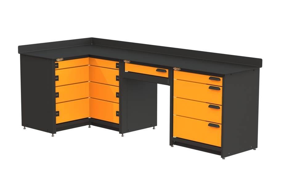Swivel Storage Corner Unit