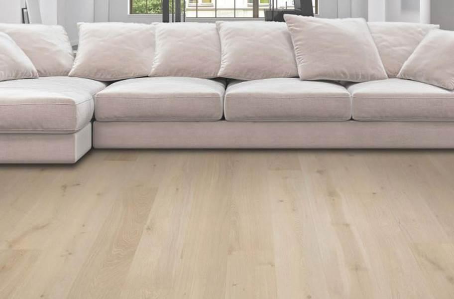 Mohawk Luxora White Oak Engineered Hardwood  - Castle Path Oak