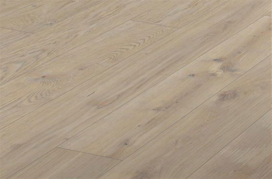 Mohawk Luxora White Oak Engineered Hardwood  - Chateau Oak
