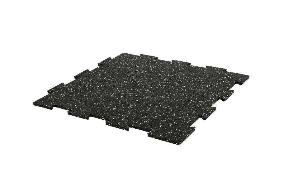 "3/8"" Sure Fit Rubber Tiles - Quick Ship"