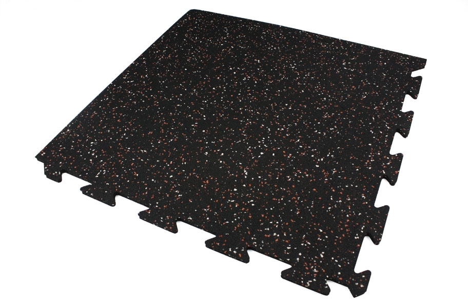Eco-Lock Rubber Tiles - Quick Ship