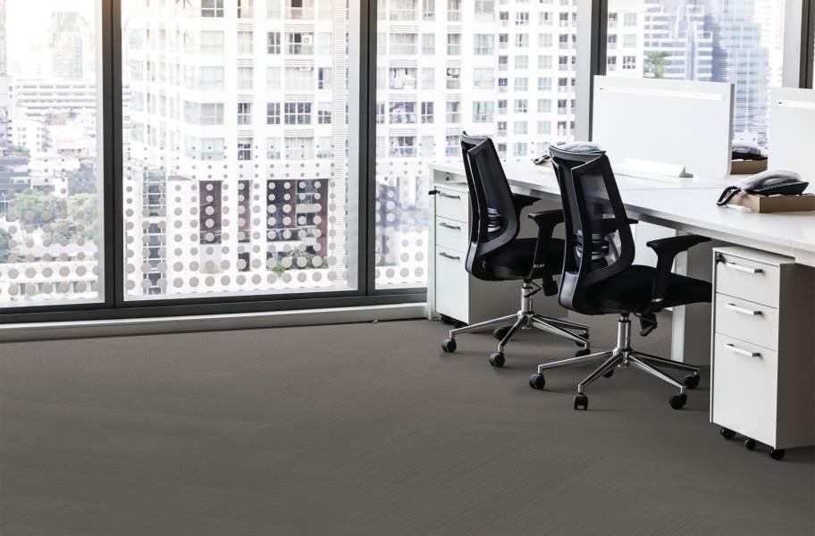 Pentz Colorpoint Carpet Planks - Cloud