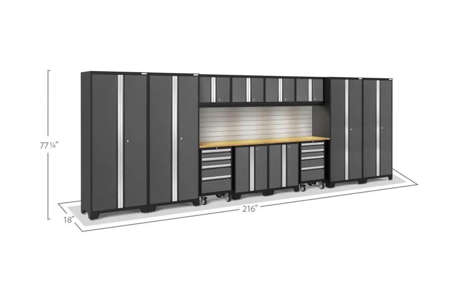 NewAge Bold Series 14-PC Cabinet Set