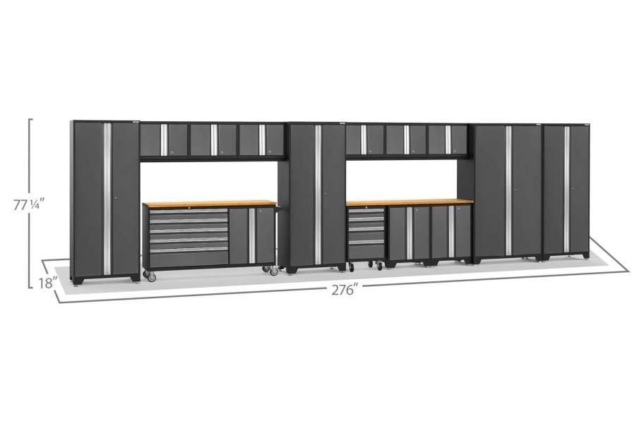 NewAge Bold Series 15-PC Cabinet Set