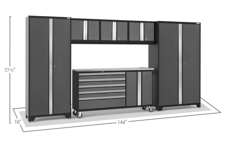 NewAge Bold Series 6-PC Cabinet Set