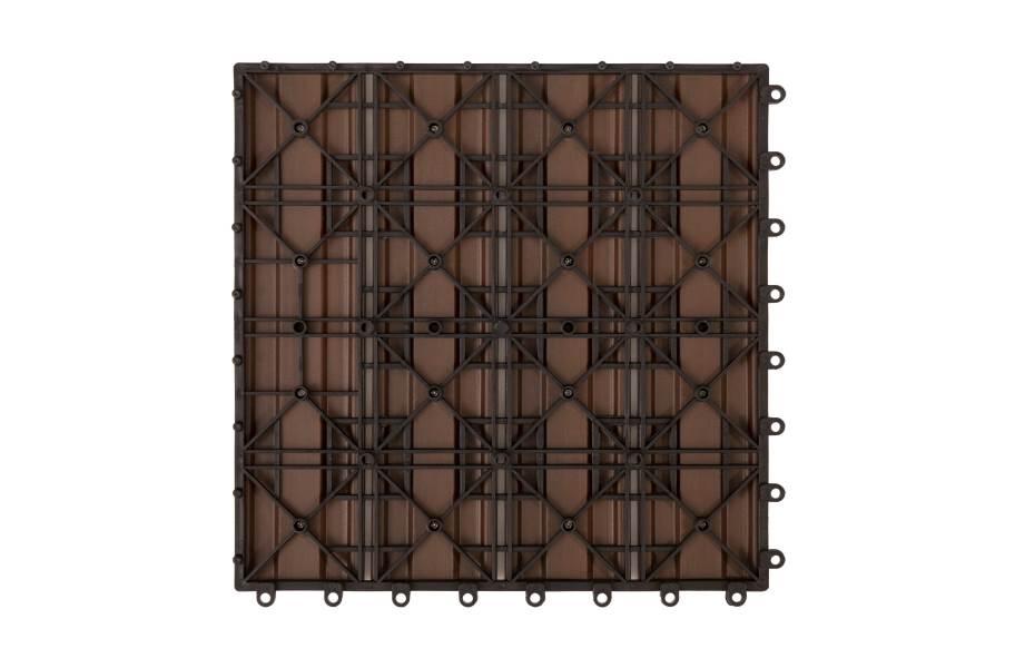 Helios Composite Deck Board Tiles (4 Slat)