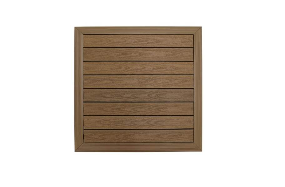 NewTechWood Composite Shower Tiles